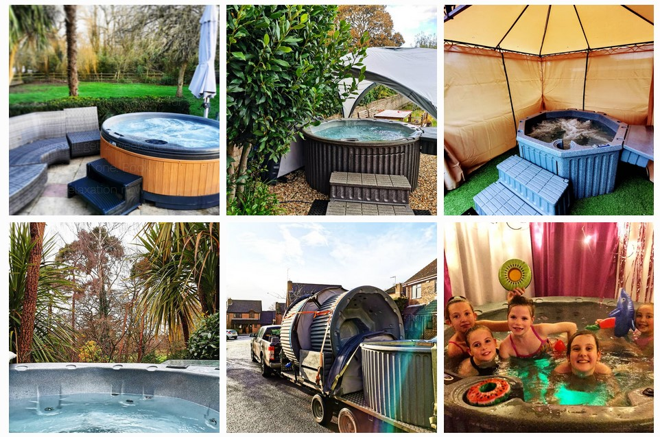 Lymington Hot Tubs - Hire available at our accessible accommodation