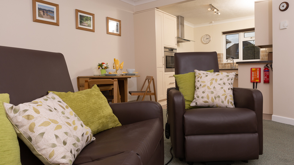 OPen plan accessible accommodation