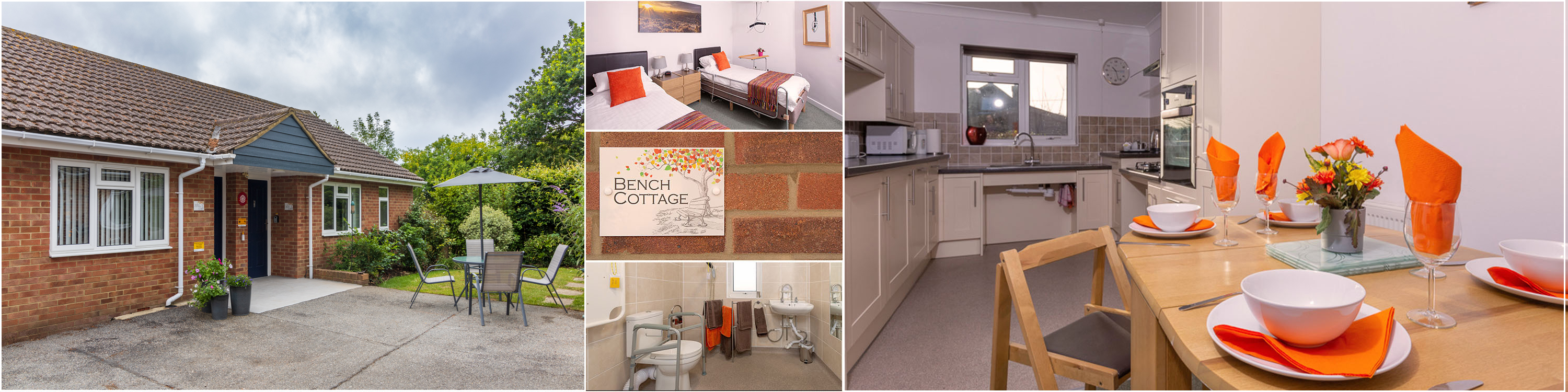 Bench Cottage - New Forest Accessible Accommodation