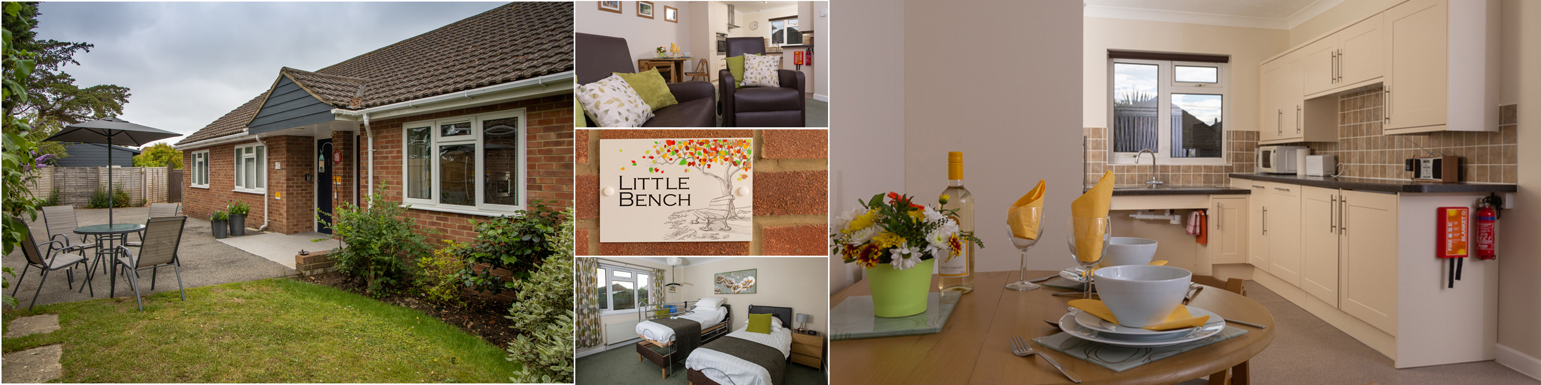 Little Bench - New Forest Accessible Accommodation