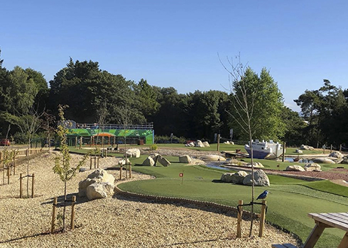 New Forest Adventure Golf